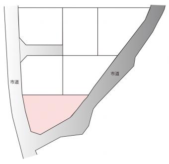 土地 - 長野県塩尻市広丘堅石