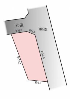 土地 - 長野県松本市空港東