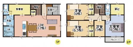 一戸建て - 長野県安曇野市明科東川手328-9