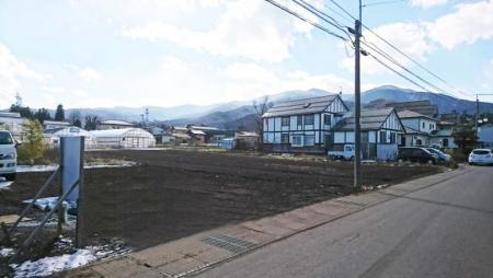 土地 - 長野県松本市波田6425番2