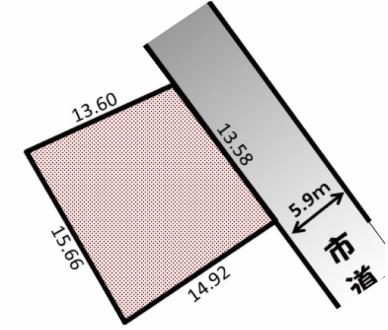 土地 - 長野県安曇野市豊科4414-3