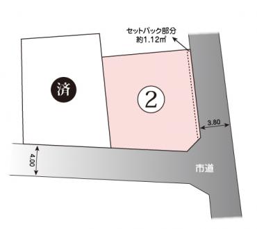 土地 - 長野県松本市笹賀7511番1の内