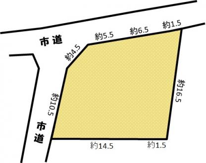 土地 - 長野県松本市寿北
