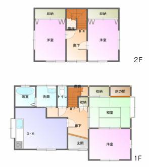 一戸建て - 長野県安曇野市穂高1601番3
