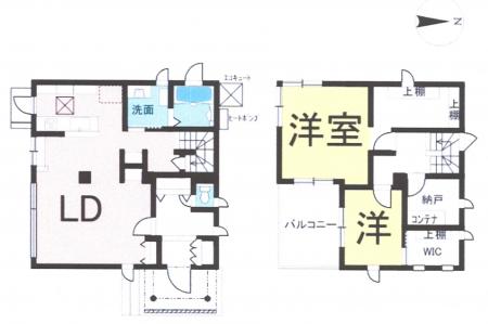 一戸建て - 長野県松本市寿小赤837-45