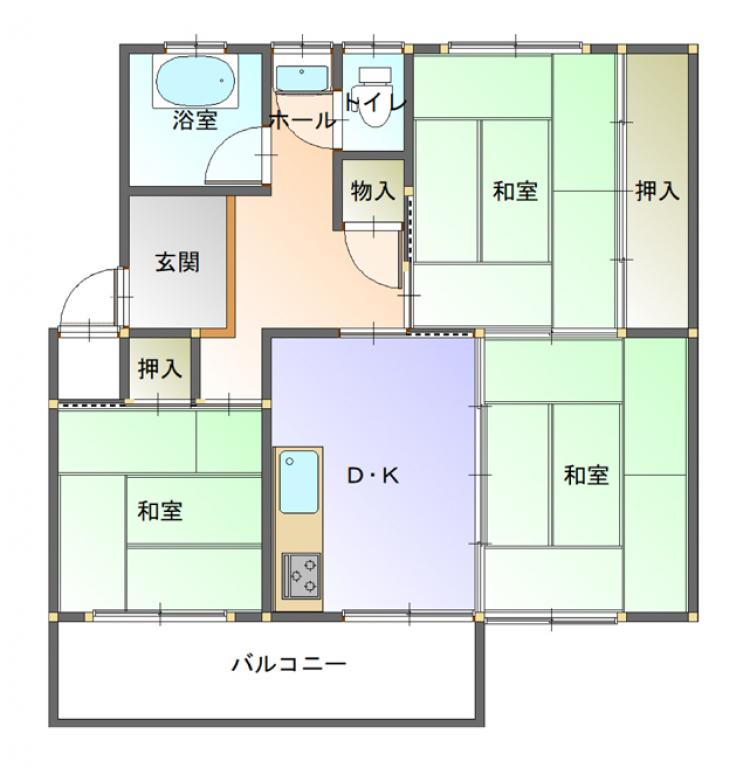 松本市 450万円