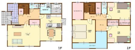 松本市新村 新築戸建住宅