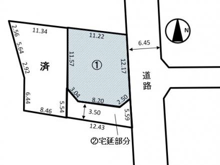土地 - 長野県松本市大村