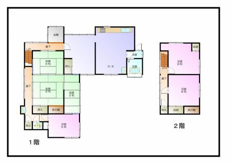 松本市島内 中古住宅 【専任】