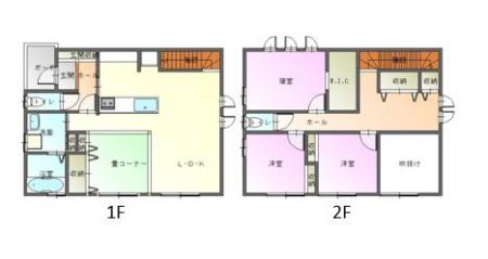 一戸建て - 長野県松本市惣社