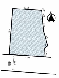 松本市浅間温泉2丁目 売地