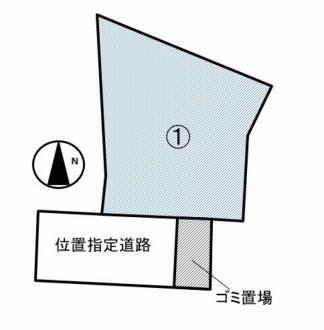 松本市浅間温泉 土地