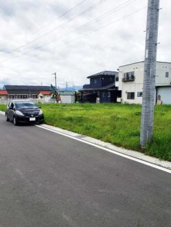 松本市横田 土地