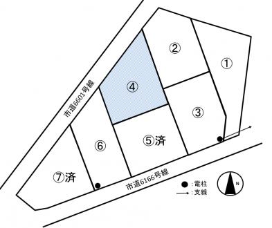 松本市神林 土地