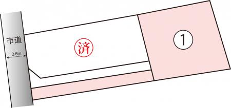 土地 - 長野県松本市白板